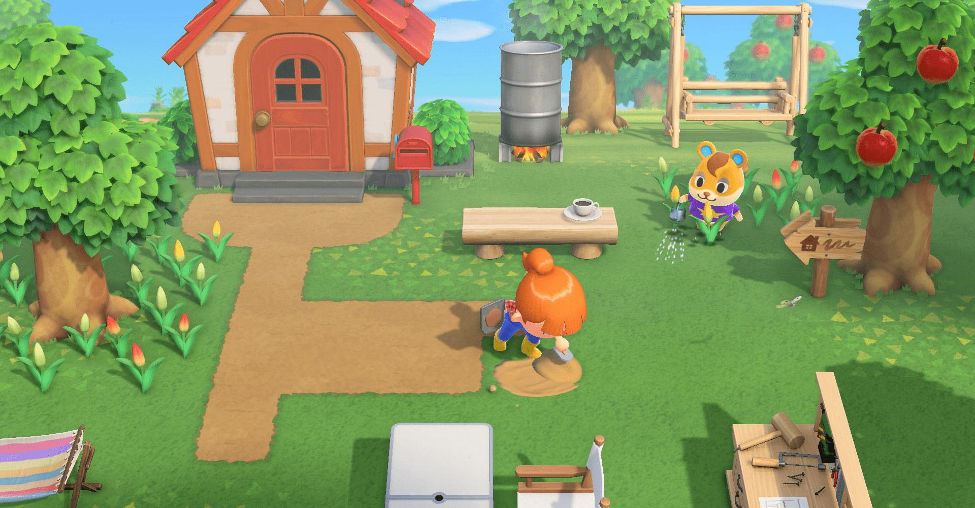 20 Gründe, warum auch Shooter Fans Animal Crossing spielen sollten