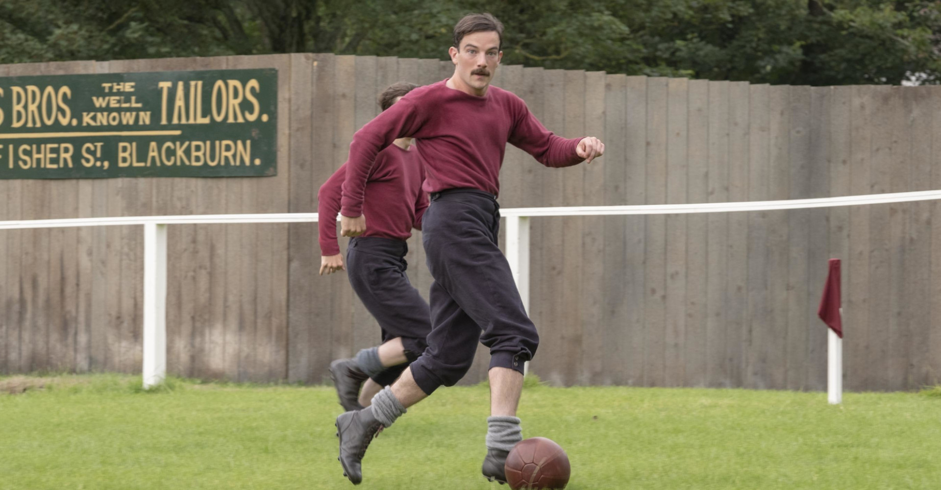 Kevin Guthrie in The English Game
