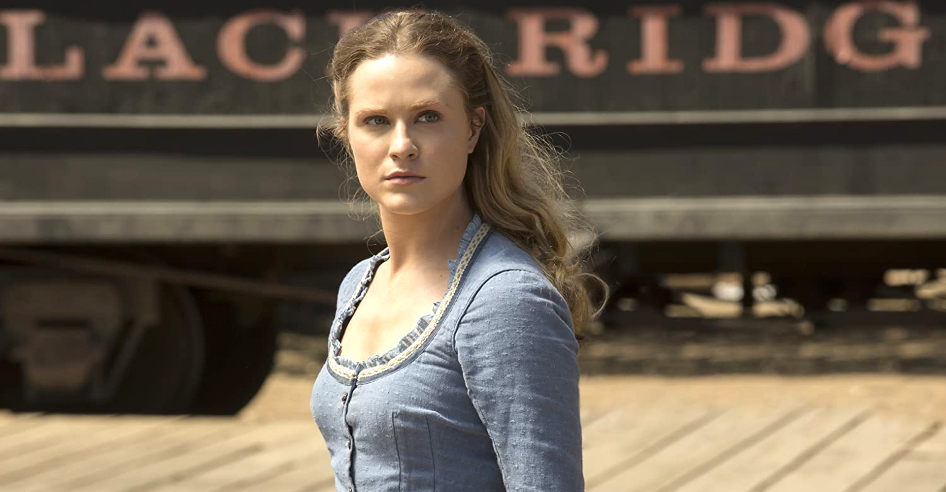 Westworld, Evan Rachel Wood, HBO
