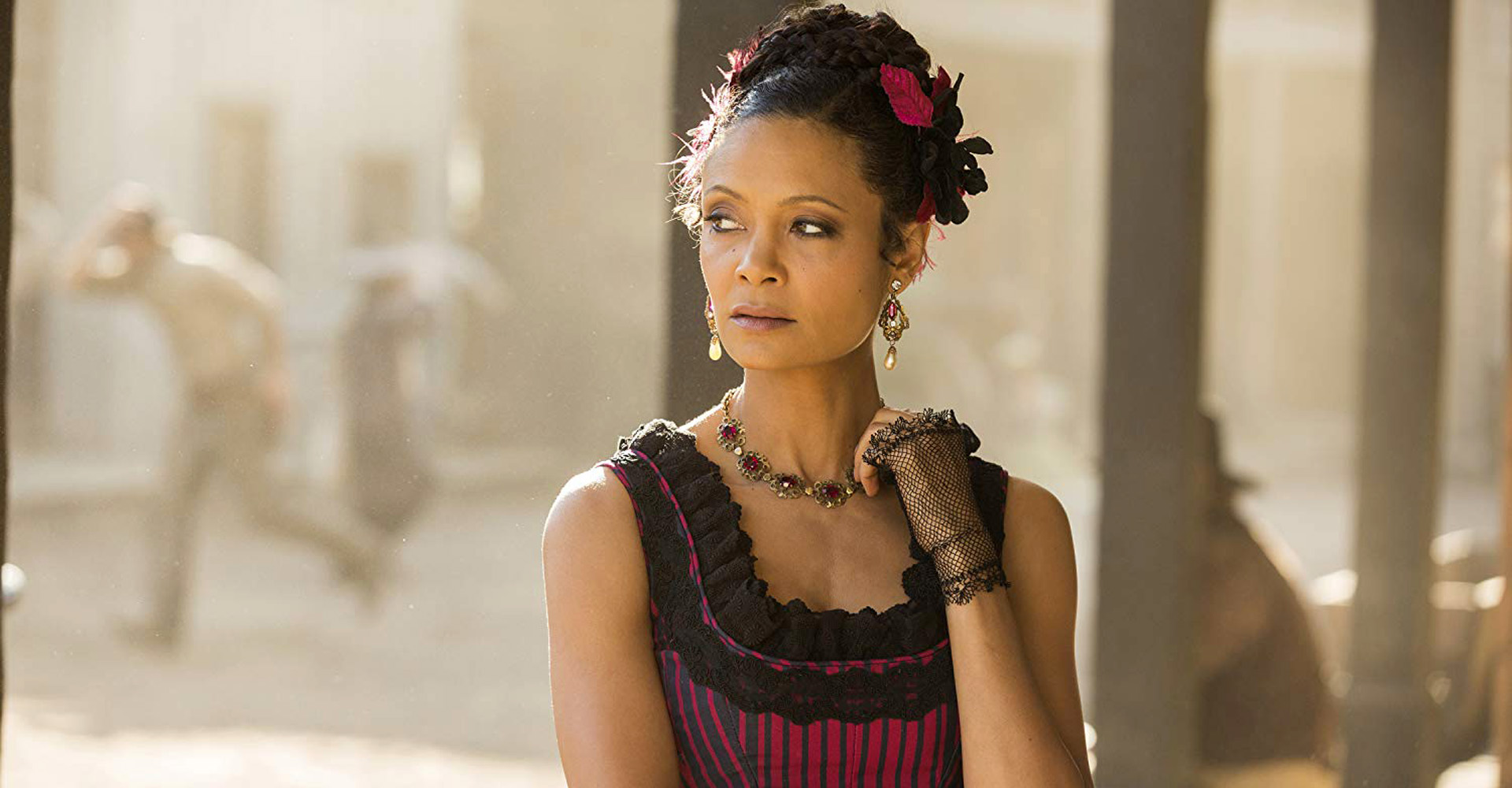 Westworld, Thandie Newton, HBO