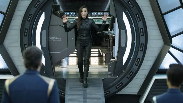 "Michelle Yeoh in Staffel 2 von ""Star Trek: Discovery"""