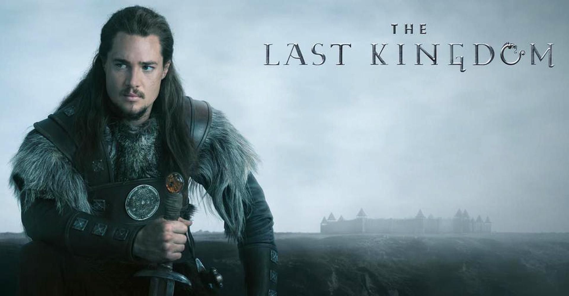 The Last Kingdom, Netflix