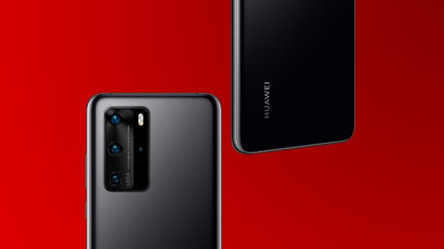 Das Huawei P40 Pro