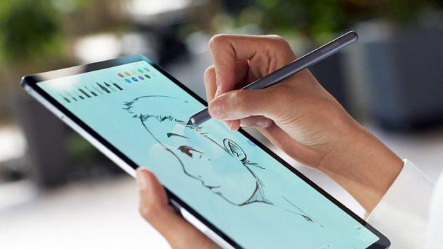 Galaxy Tab S6 zeichnen
