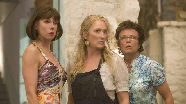 Szene aus Mamma Mia!