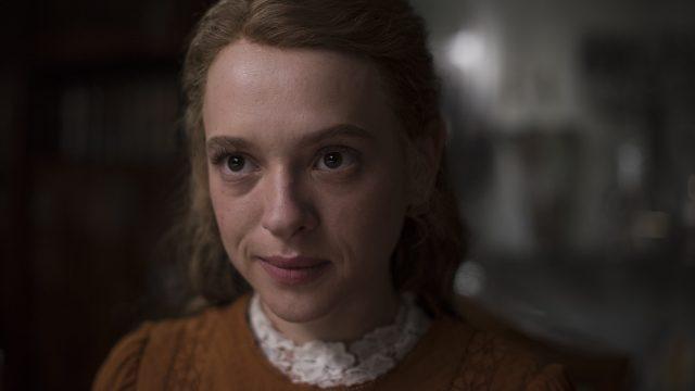 Shira Haas als Esty in Unorthodox von Netflix