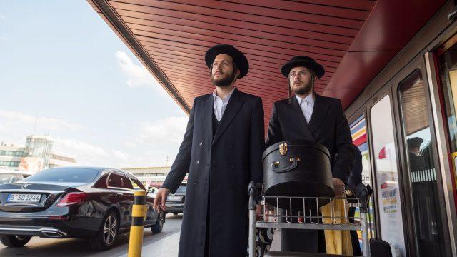 """Jeff Wilbusch als Moische in der Netflix-Serie """"Unorthodox"""""""