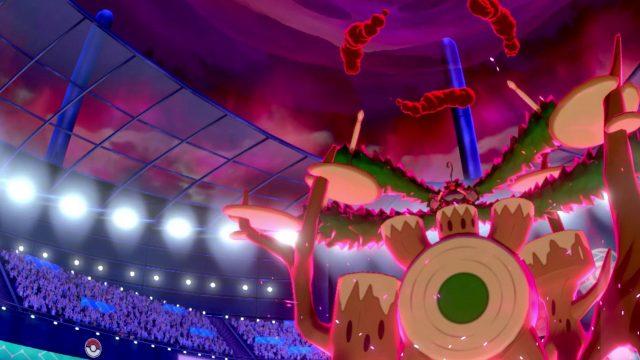 Die Gigadynamax-Form in Pokémon Schwert und Schild.