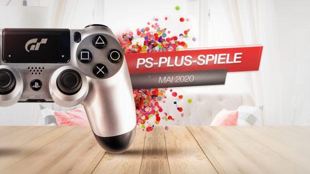 PlayStation Plus: Spiele im Mai