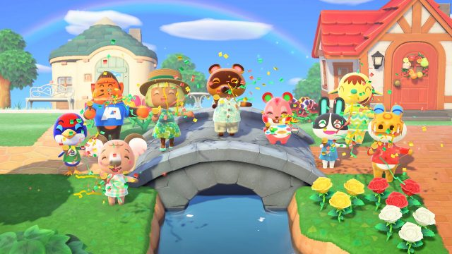 Animal Crossing: New Horizons im featured-Game-Review