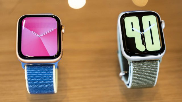 Apple Watch Series mit neuen Funktionen?