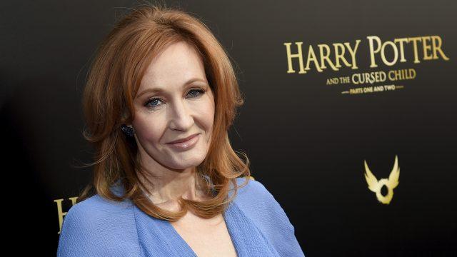"""Harry Potter""-Schöpferin J.K. Rowling"