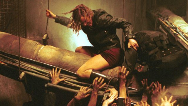 Resident Evil mit Milla Jovovich