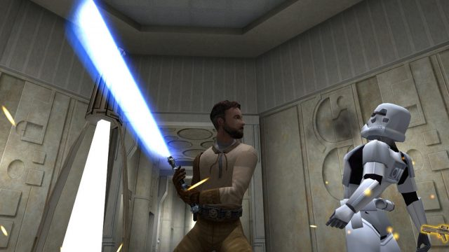 Jedi Knight 2 Jedi Outcast