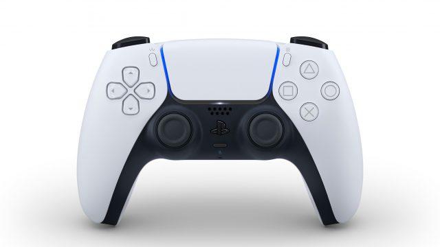 PS5-Controller: DualSense von vorne