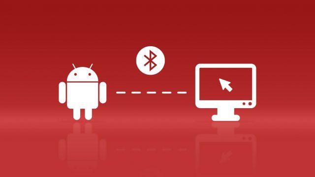 Smartphone über Bluetooth mit dem Laptop verbinden