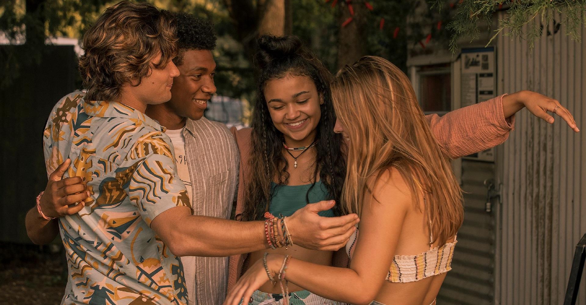 Der Cast von Outer Banks
