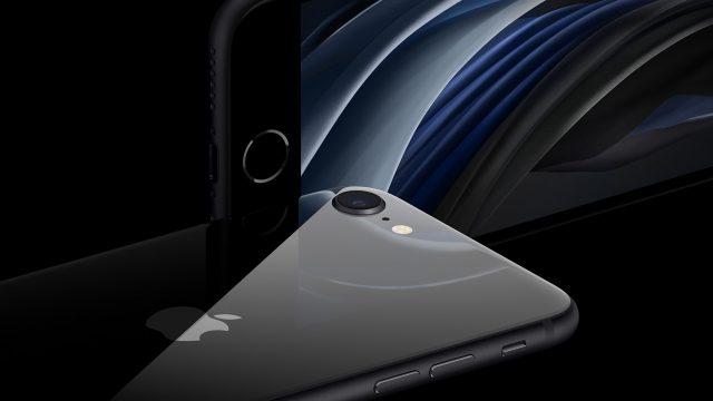 iPhone SE Kamera und Display