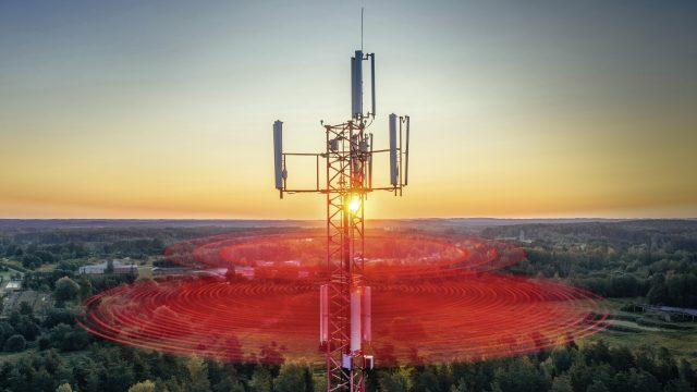 Vodafone startet 5G-Ausbau in der Flaeche.