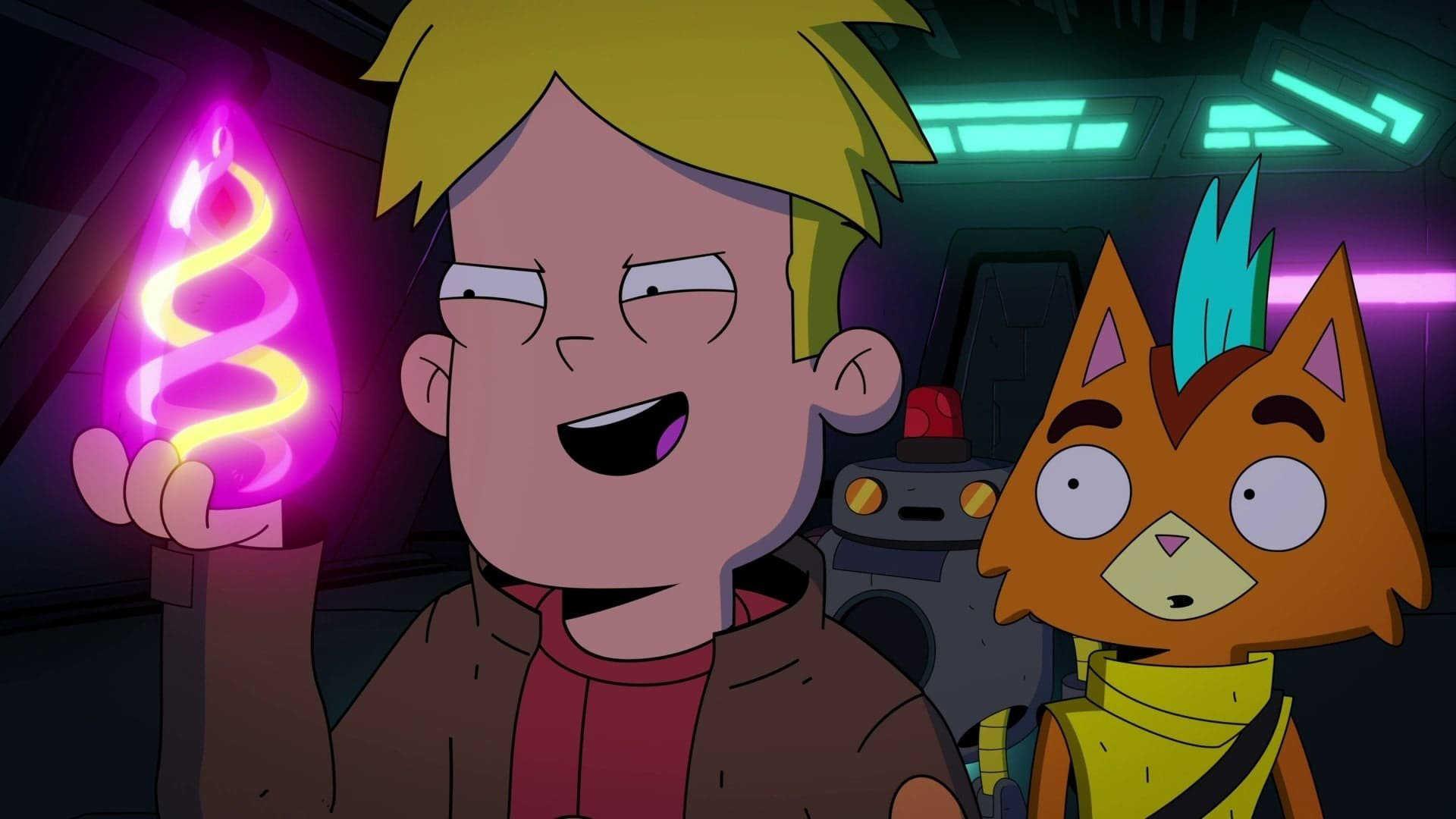 Final Space Staffel 2 Netflix