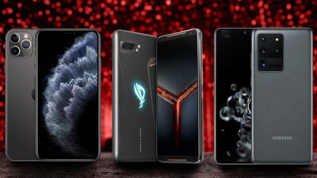 Smartphones für Gamer: Die Handys haben Power
