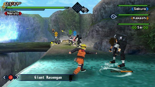 Kampfszene aus Naruto Shippuden: Ultimate Ninja Storm 4 Road to Boruto