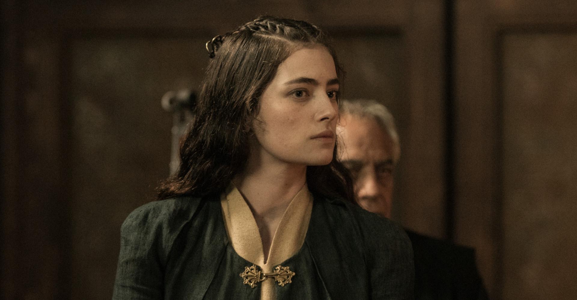 Millie Brady in The Last Kingdom