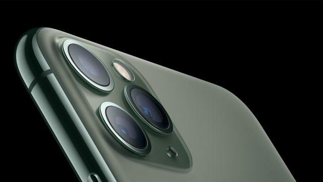 iPhone 11 Pro Triple-Kamera