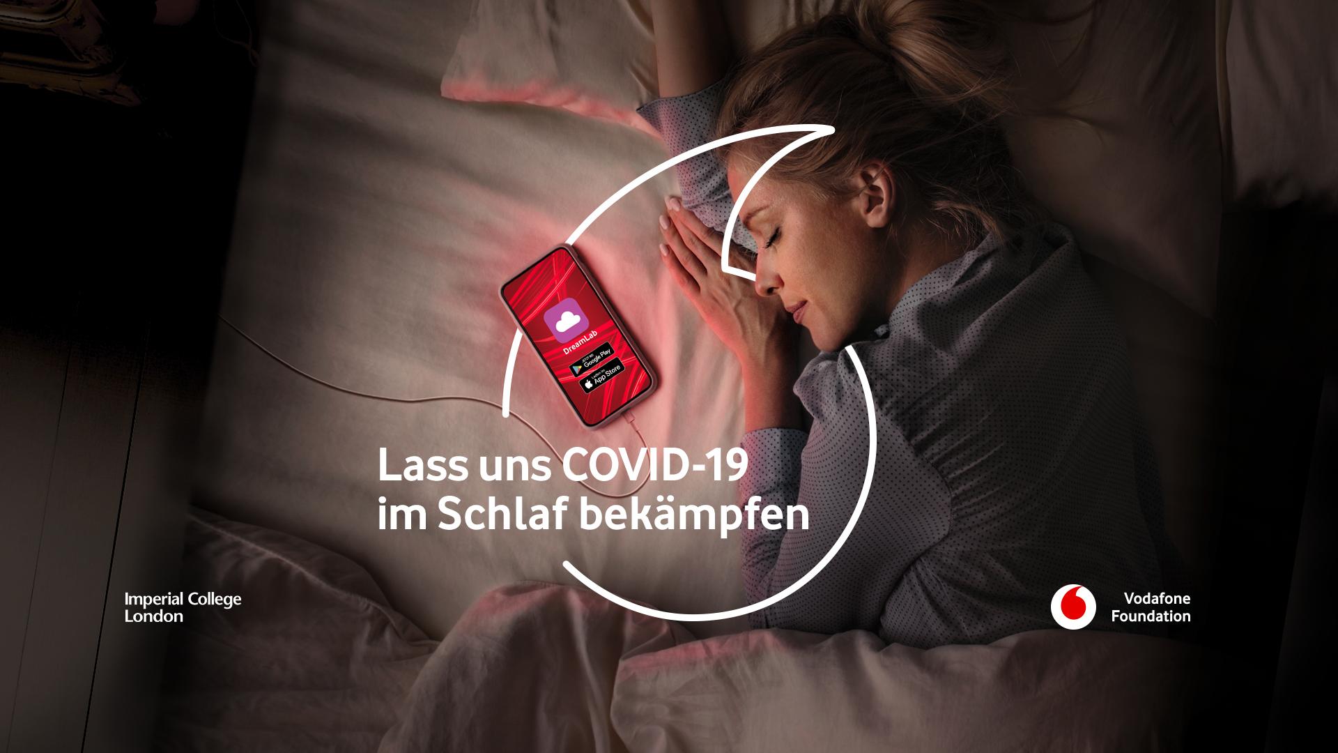 DreamLab App Vodafone