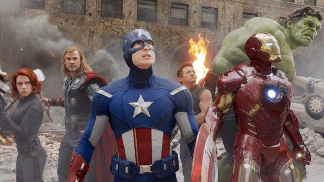 """""""Marvel's The Avengers"""" Filmbild"""