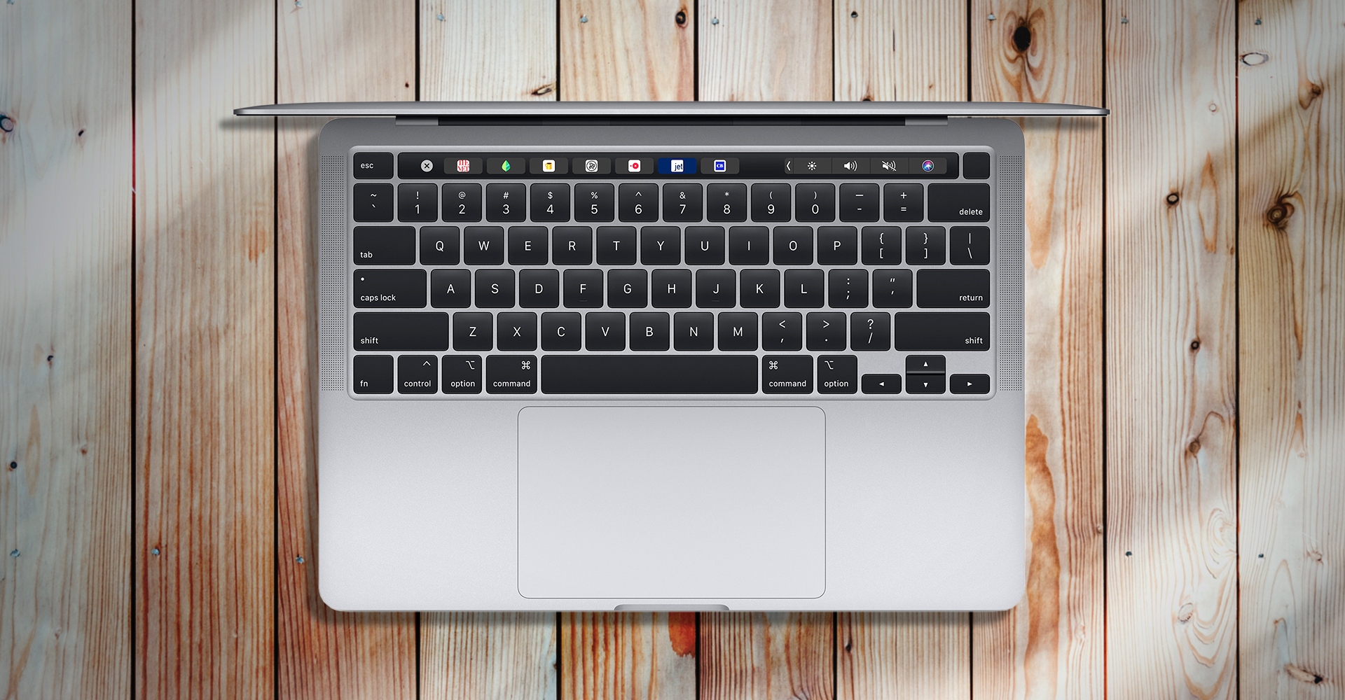 MacBook Pro 13 Magic Keyboard
