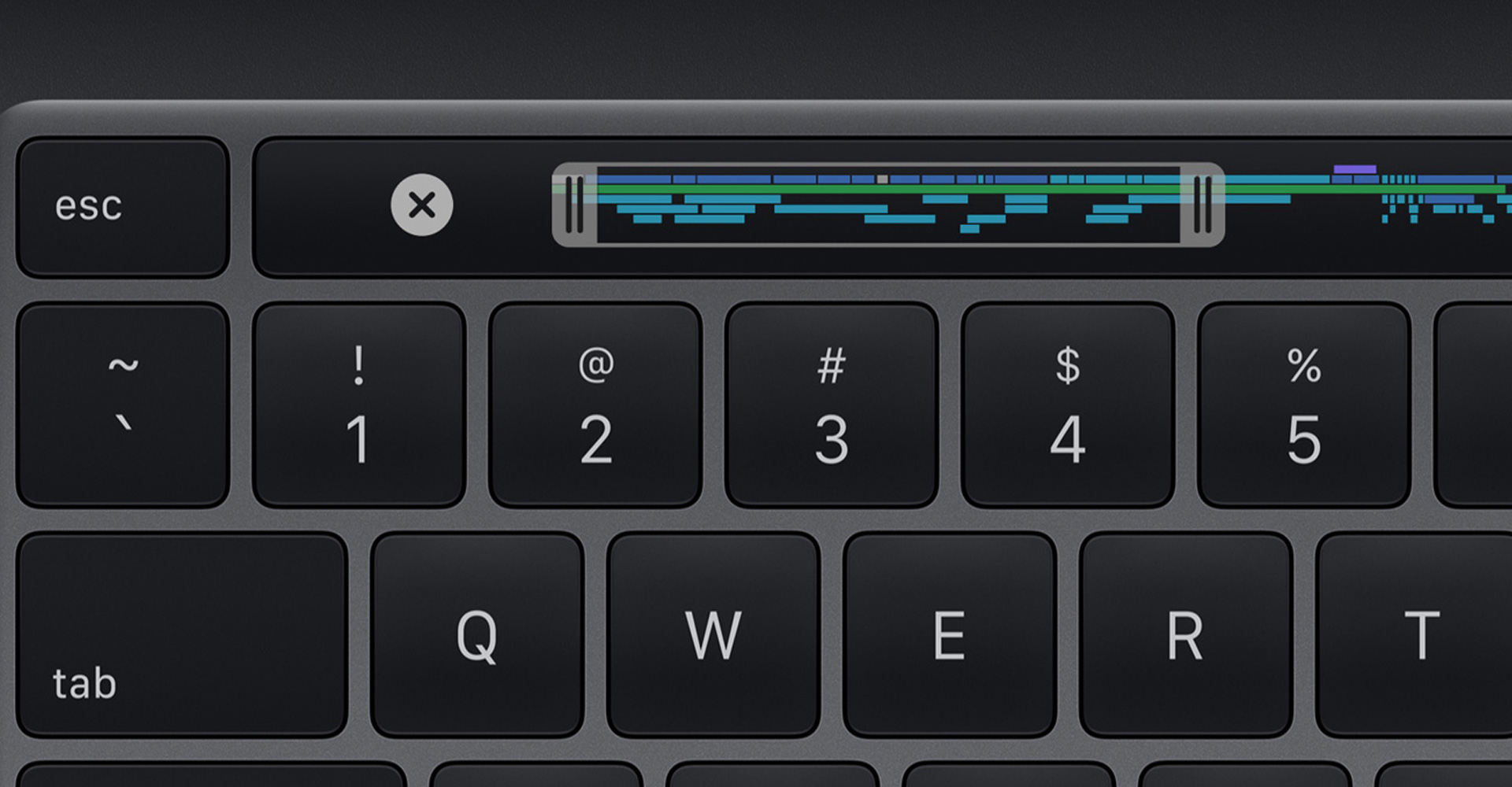 MacBook Pro 13 (2020) Touch Bar