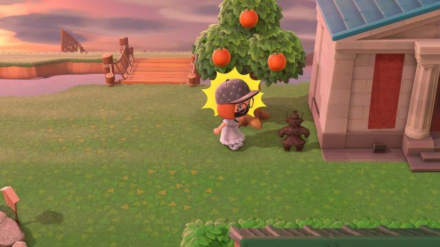 Gefälschte Kunst in Animal Crossing: New Horizons