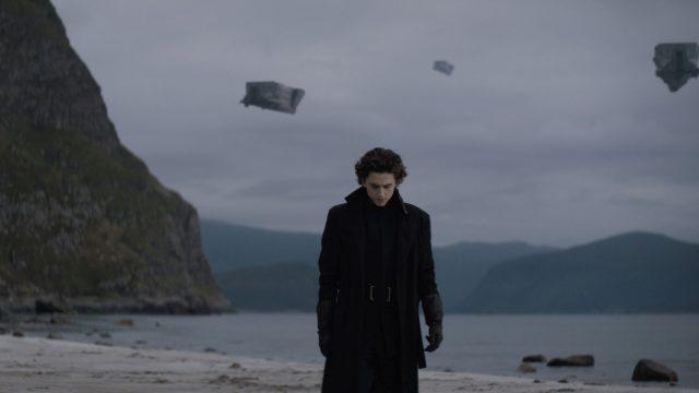 Timothée Chalamet in Dune (2020)
