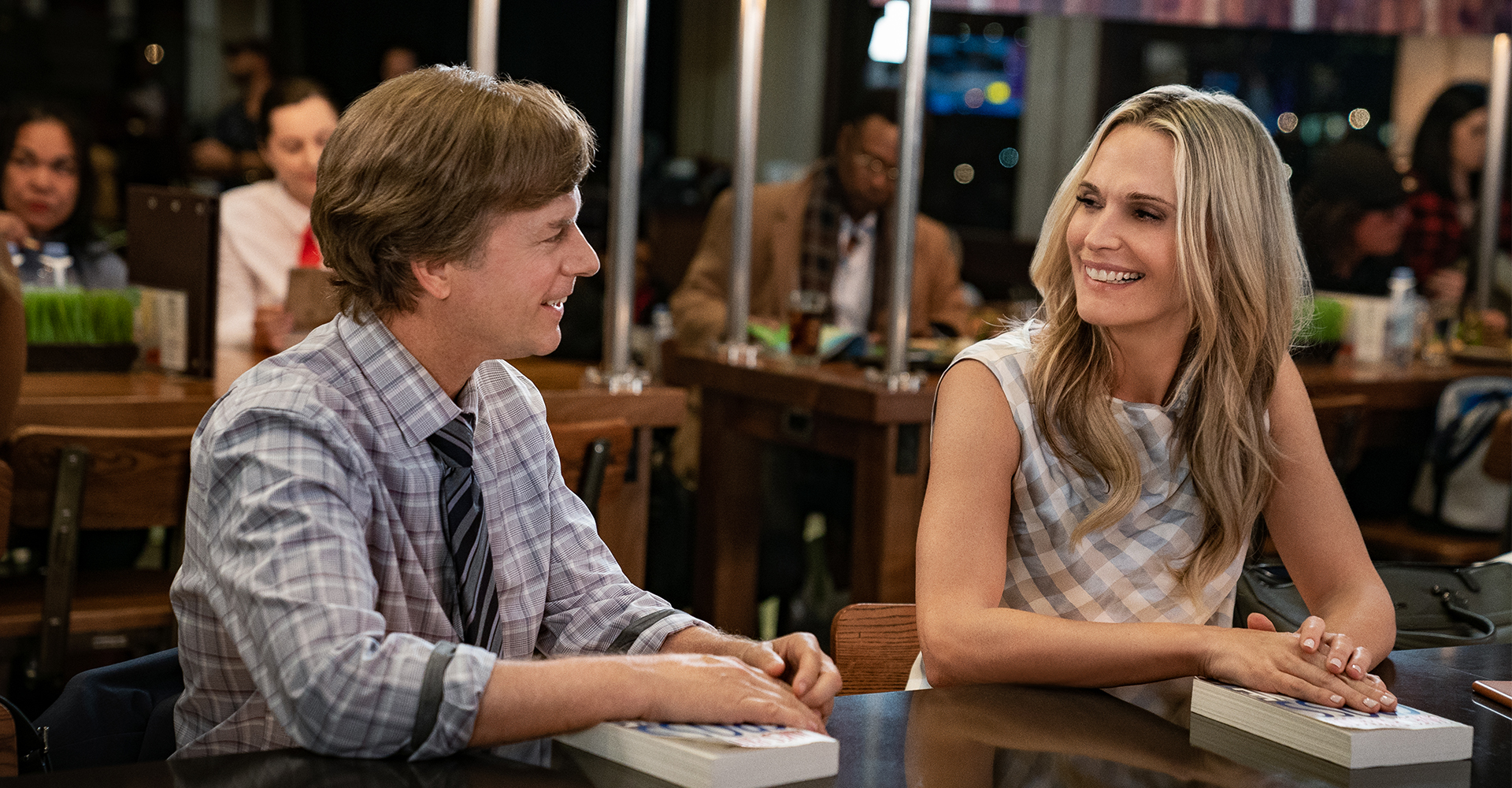 David Spade und Molly Sims in The Wrong Missy