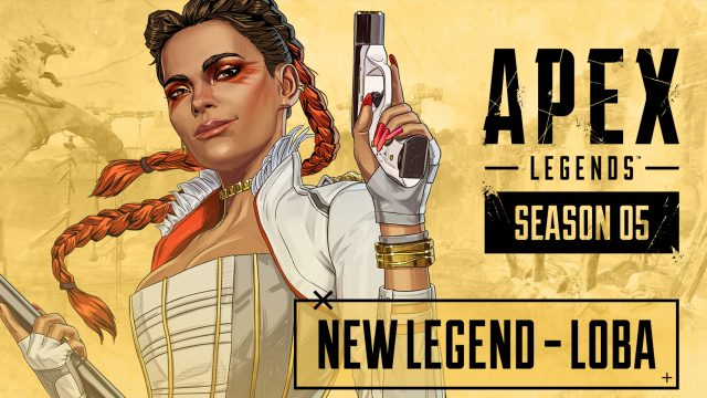 Apex Legends Season 5 Loba