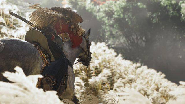 Screenshot von Ghost of Tsushima