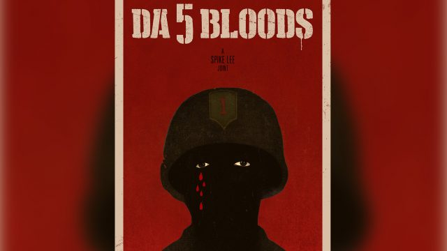 """Poster zu Netflix' """"Da 5 Bloods"""""""