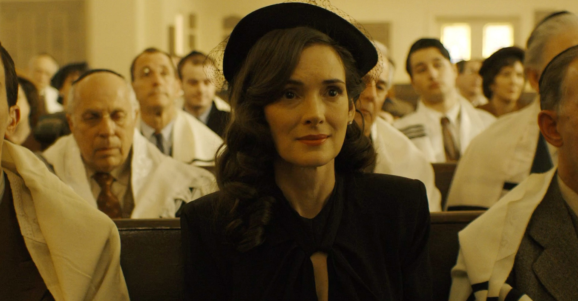 Winona Ryder in The Plot Against America