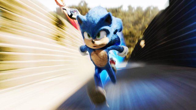 "Sonic the Hedgehog 2: ""Gotta go fast"""