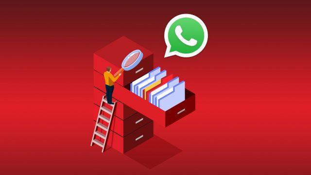 Geheime WhatsApp-Chats verstecken – so geht's