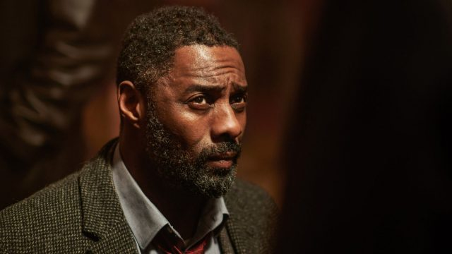 "Idris Elba in der BBC-Detektivserie ""Luther""."