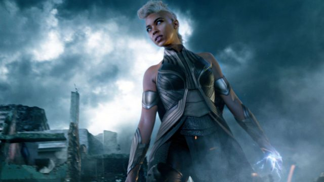 "Storm in ""X-Men: Apocalypse""."