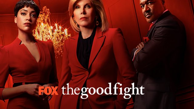 "Die Anwaltsseri ""Fox The Good Fight"""