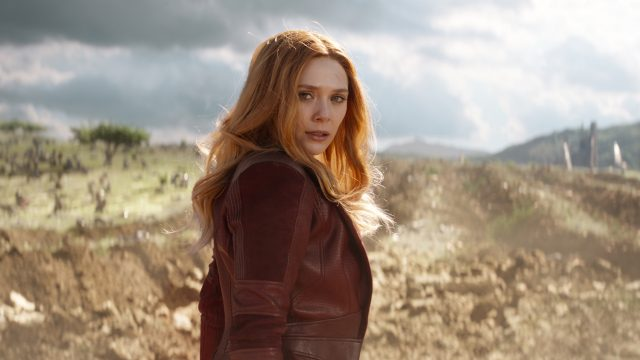 "Wanda Maximoff a.k.a. Scarlet Witch spiel in ""House of M"" eine wichtige Rolle"