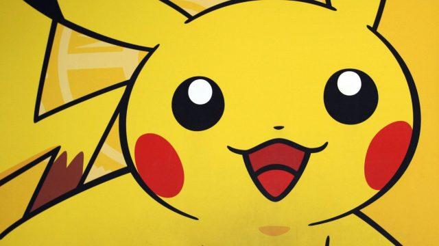 Das Pokémon Pikachu.