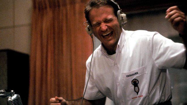Robin Williams in einem seiner besten Filme: Good Morning, Vietnam