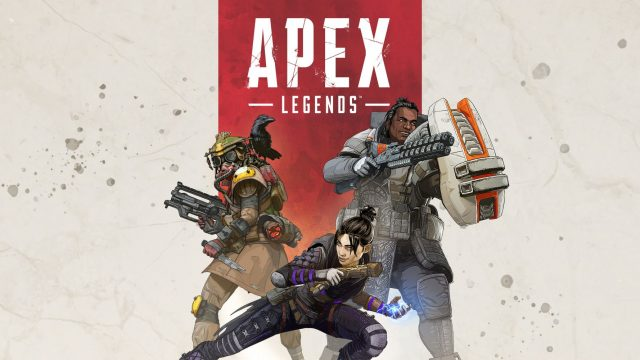 Apex Legends Keyart