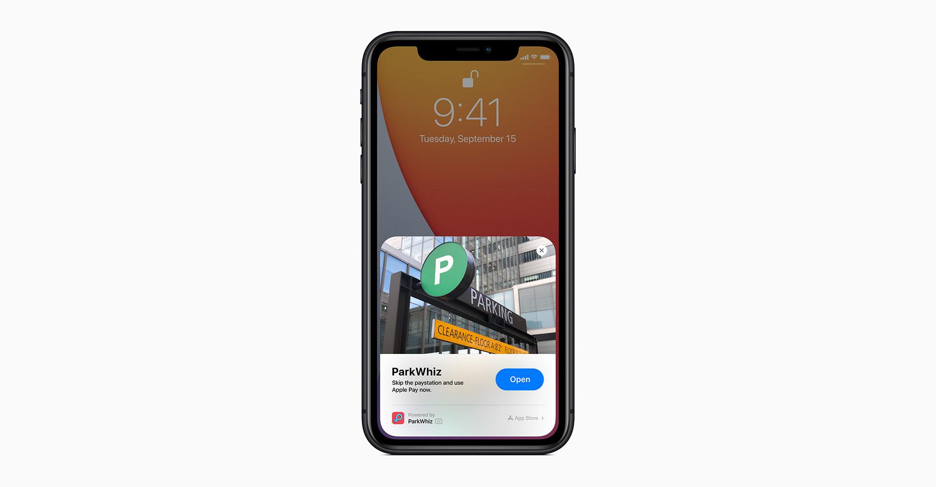 App Clips unter iOS 14