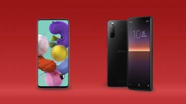 Sony Xperia 10 II vs. Samsung Galaxy A51: Vergleich der Mittelklasse-Handys